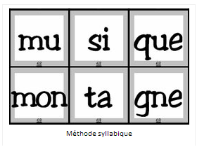 Méthode syllabique _ Hattemer